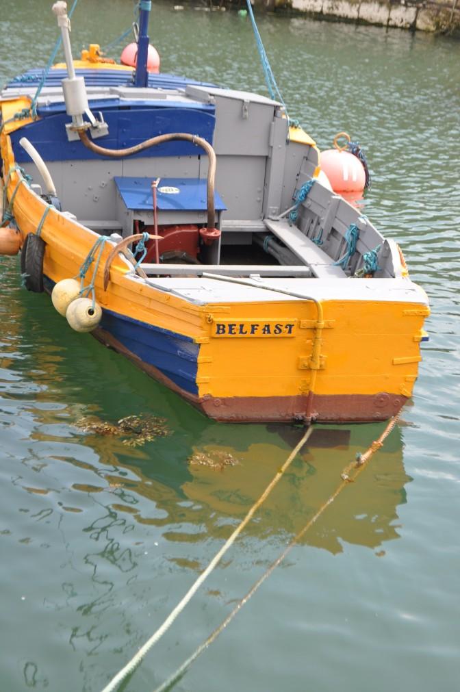 Meilen, Meilen, Meilen – Teil 4 unserer Reise durch Nordirland
