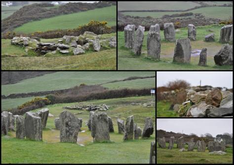 Drombeg Stone Circle - 10/03/2013