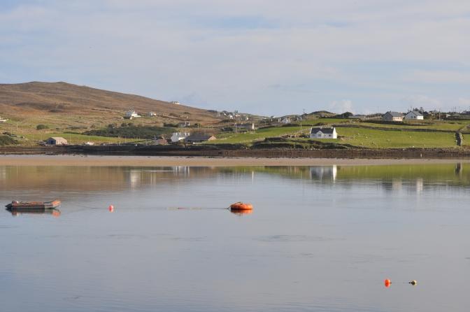 Lost on Achill Island