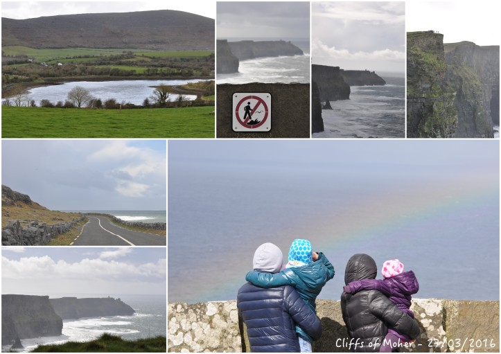 20160327 - Cliffs of Moher, Lahinch, Kilkee